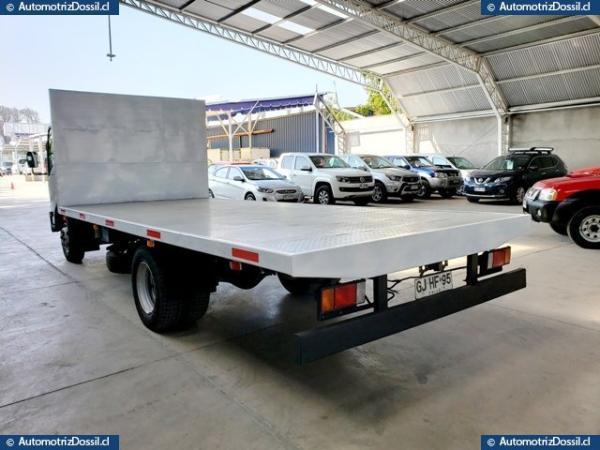 Chevrolet NPR 816 E4 año 2014