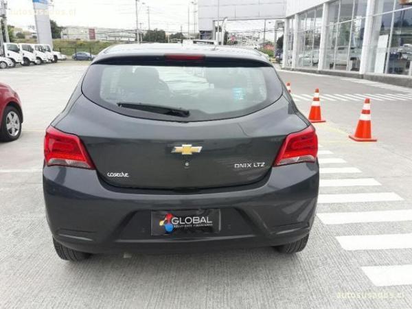 Chevrolet Onix LTZ 1.4 año 2017