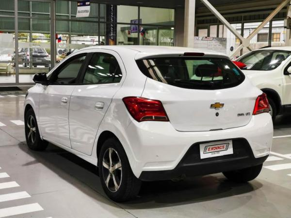 Chevrolet Onix 1.4 LTZ MT año 2018