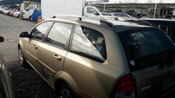 Chevrolet Optra 1.6 station wagon xl año 2010