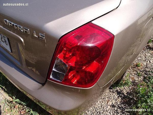 Chevrolet Optra II LS año 2005
