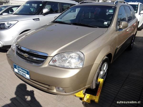 Chevrolet Optra LS LIMITED año 2011