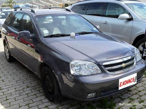 Chevrolet Optra 1.6 año 2012