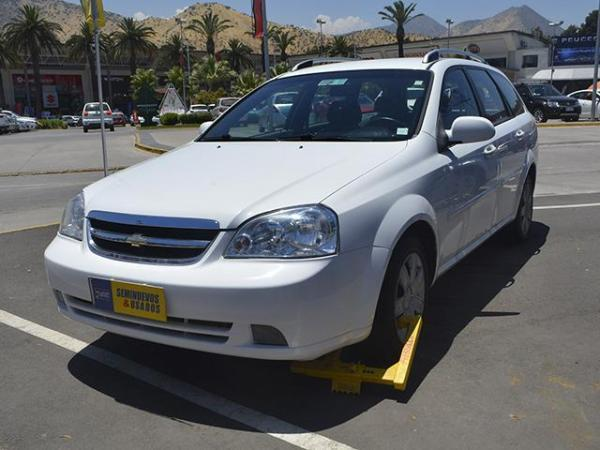 Chevrolet Optra Optra Ls 1.6 año 2012