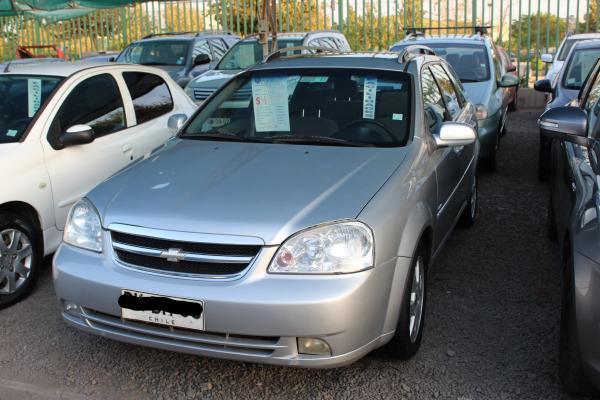 Chevrolet Optra  año 2012