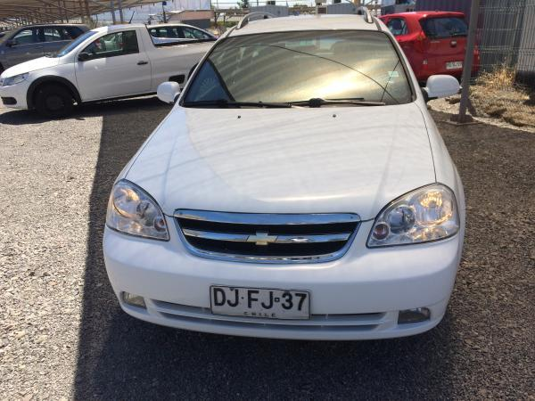 Chevrolet Optra STATION LS año 2012