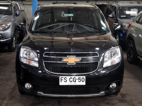 Chevrolet Orlando LT año 2013