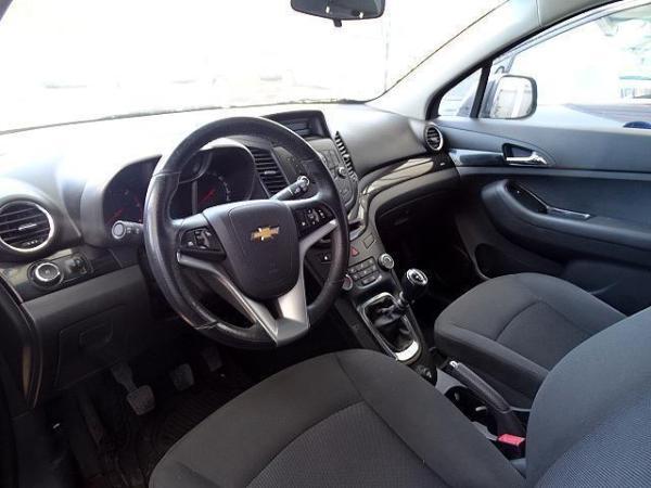 Chevrolet Orlando 2.0 año 2013