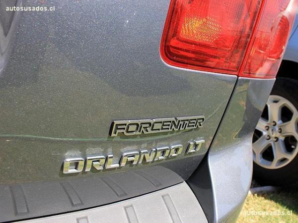 Chevrolet Orlando LT 2.4 año 2013