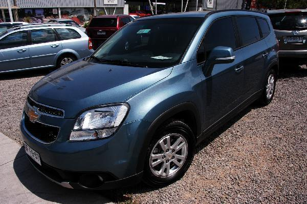 Chevrolet Orlando LS año 2014