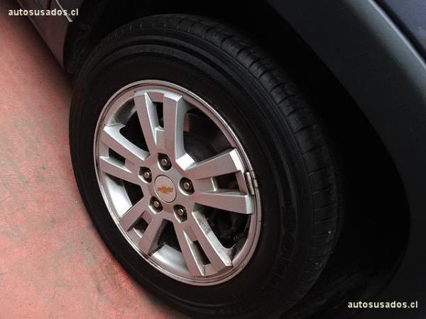 Chevrolet Orlando LT 2,4 año 2014