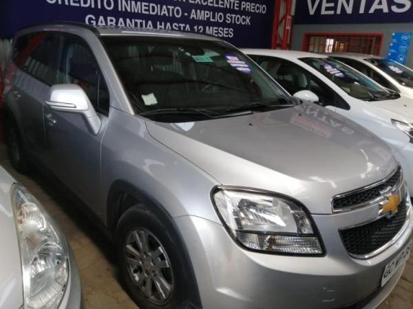 Chevrolet Orlando LS 2,0 AT año 2014