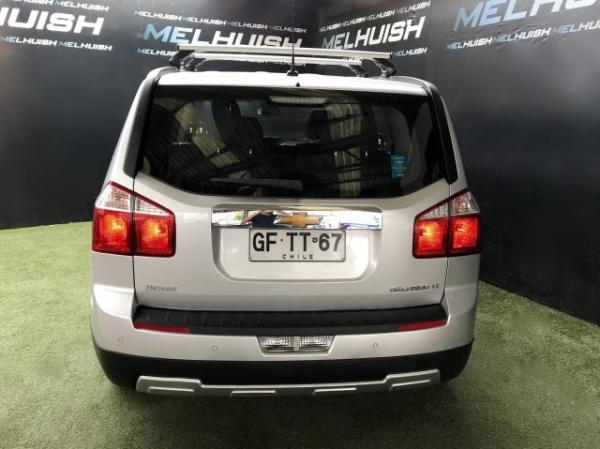 Chevrolet Orlando  año 2014