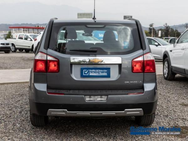 Chevrolet Orlando LS 2.0D MT año 2014