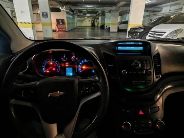 Chevrolet Orlando ORLANDO LS 2.0 año 2014