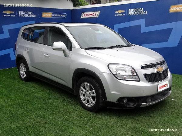 Chevrolet Orlando AT año 2015