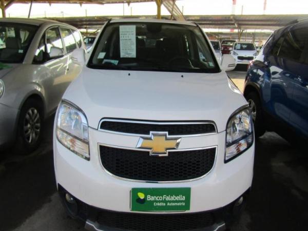 Chevrolet Orlando 2.4 LT AUTO año 2015