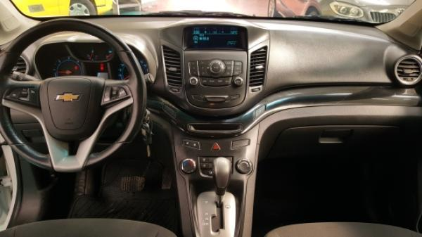 Chevrolet Orlando  año 2015