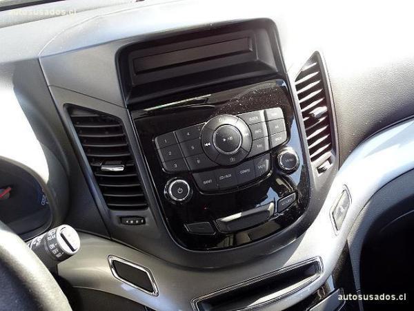 Chevrolet Orlando 2.4 año 2015