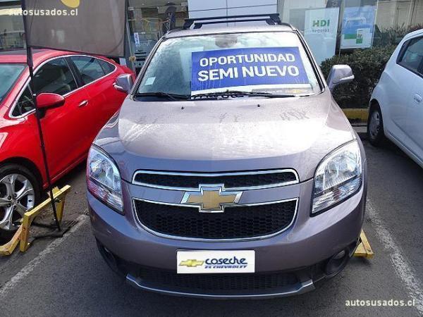 Chevrolet Orlando LS año 2015