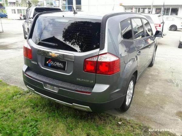 Chevrolet Orlando 2.0D LT AT año 2016