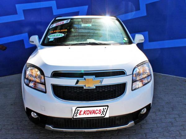 Chevrolet Orlando LS 2.0 año 2016