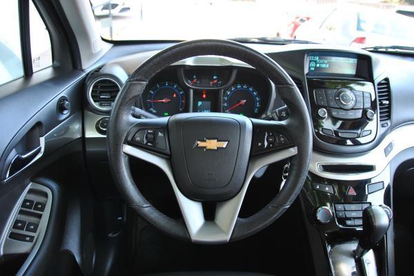 Chevrolet Orlando LT AT año 2017