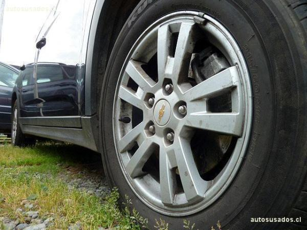 Chevrolet Orlando LS año 2017