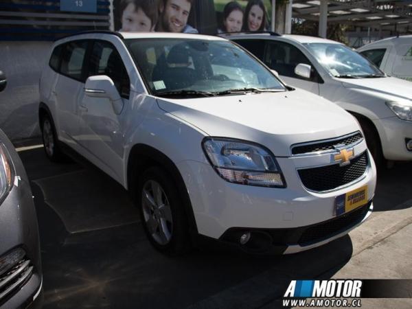 Chevrolet Orlando Orlando 2.4 año 2018
