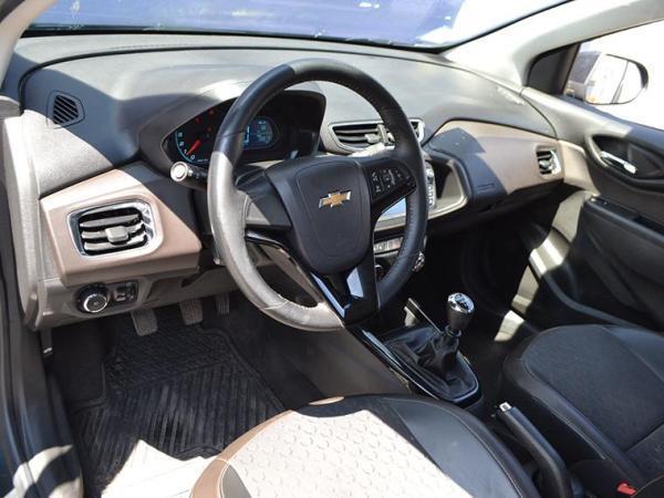Chevrolet Prisma LTZ MT 1.4 AC año 2017