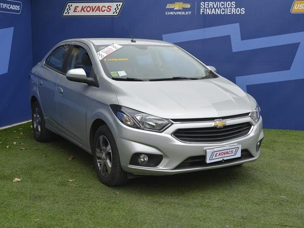 Chevrolet Prisma 1.4L LTZ AT año 2017