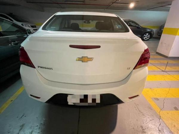 Chevrolet Prisma LT 1.4 año 2018