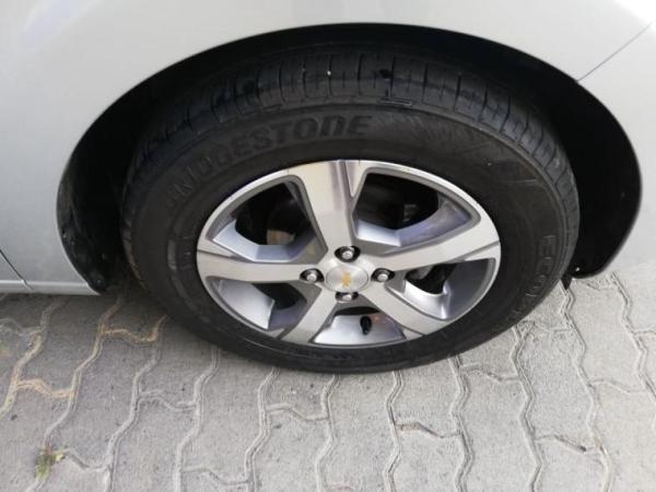 Chevrolet Prisma LTZ 1.4 año 2018