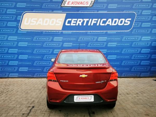 Chevrolet Prisma LT 1.4CC A/C año 2019