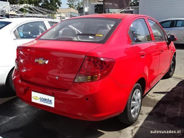 Chevrolet Sail E5 año 2011