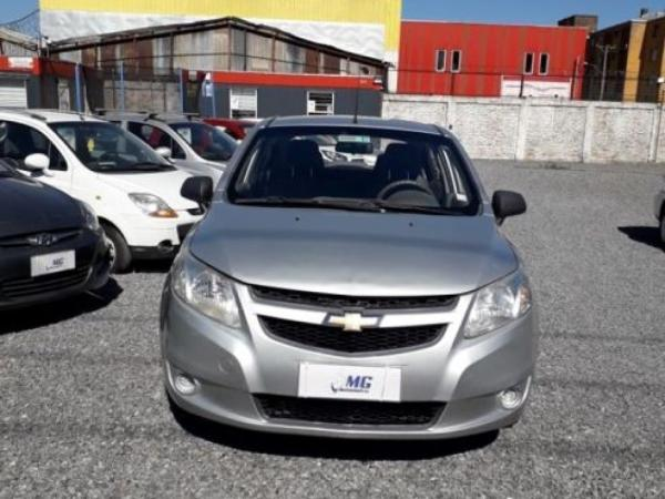 Chevrolet Sail LS 1.4 año 2012