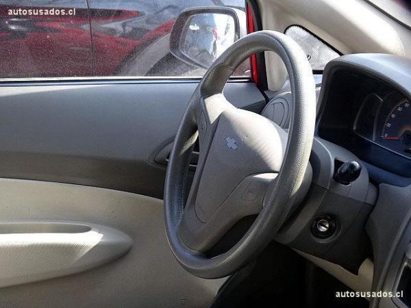 Chevrolet Sail  año 2012