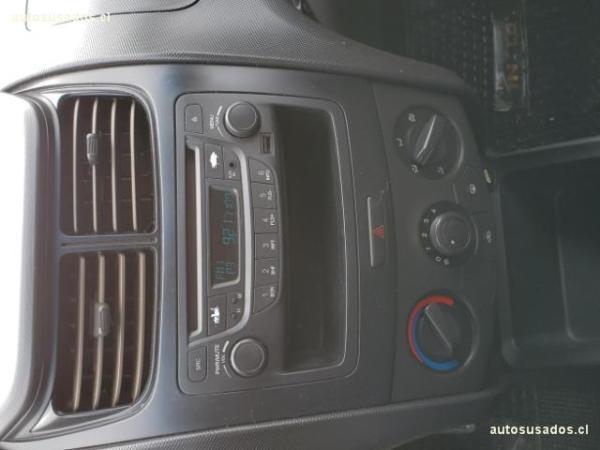 Chevrolet Sail NB 1.5 LS MT año 2013
