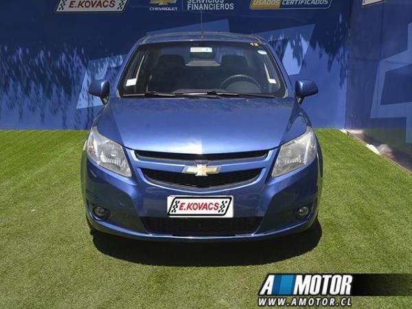 Chevrolet Sail lt año 2013