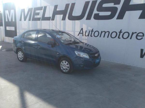 Chevrolet Sail || NB1.4 LS año 2013