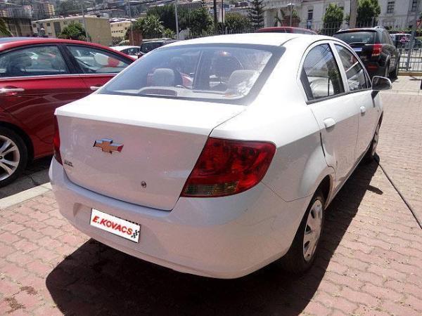 Chevrolet Sail 1.4 año 2013