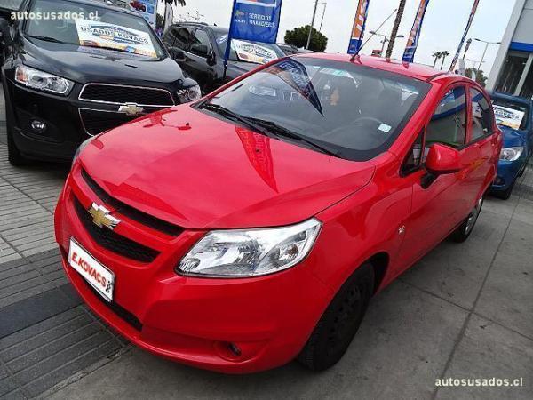 Chevrolet Sail 1.4 4X2 SAIL II año 2013