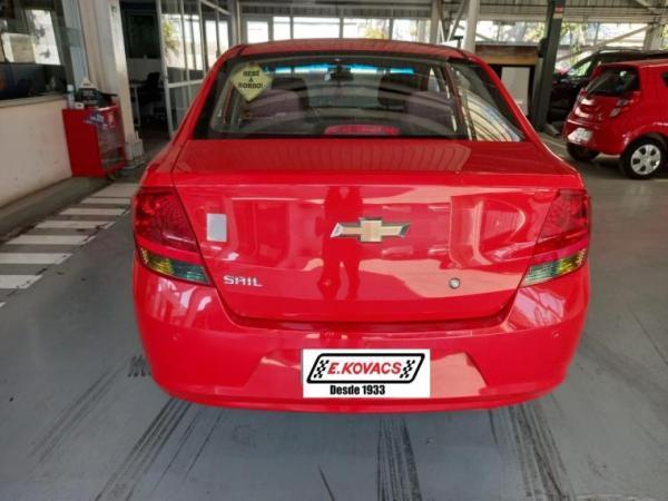 Chevrolet Sail LT 1.4 año 2014