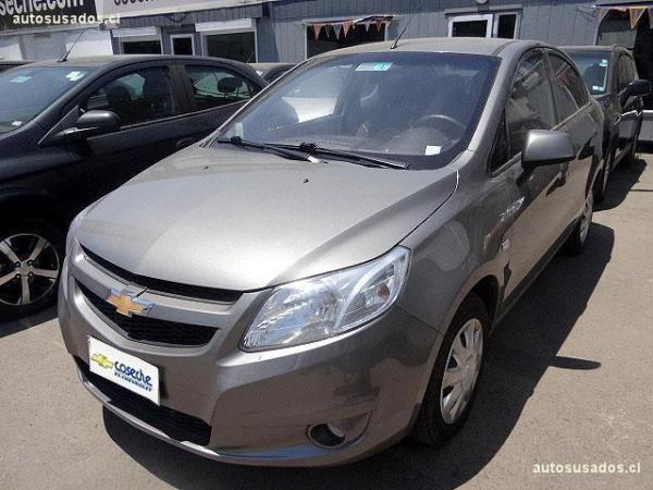 Chevrolet Sail NB año 2014