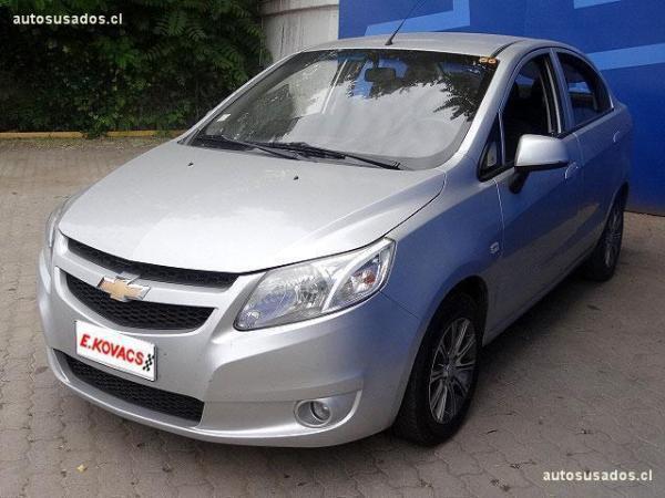 Chevrolet Sail 1.4 año 2014