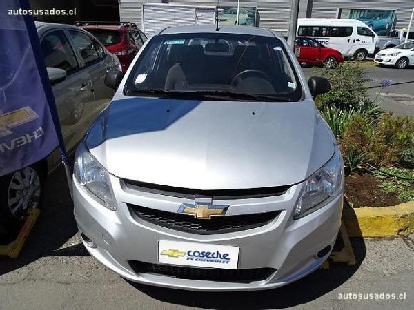 Chevrolet Sail II año 2014