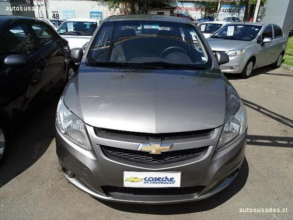 Chevrolet Sail LS año 2014
