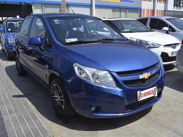 Chevrolet Sail . año 2014