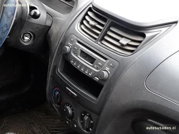 Chevrolet Sail II E5 año 2014