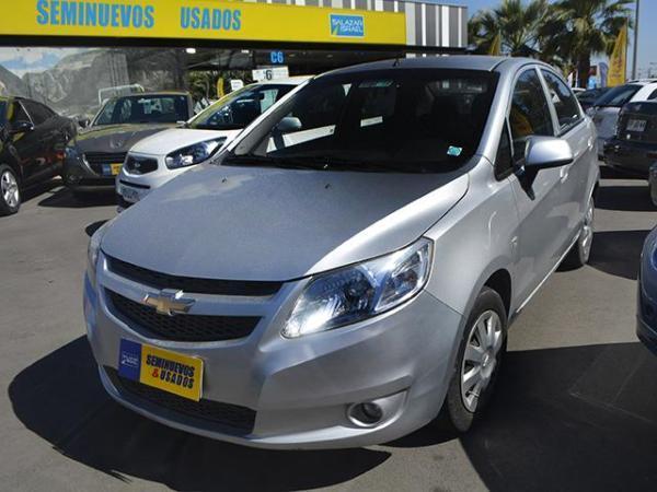 Chevrolet Sail Sail Ls 1.4 año 2015